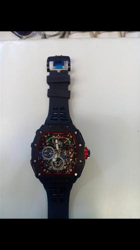 reloj de lujo mclaren automático rm50 richard mille