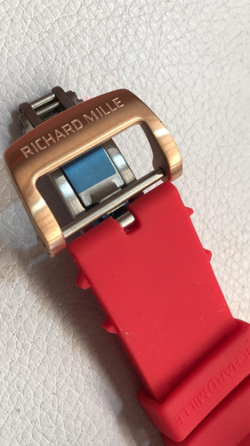 reloj de lujo rm 11 automático lotus richard mille