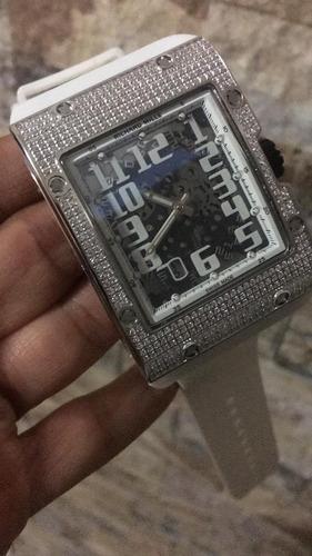 reloj de lujo rm 16 automatico richard mille