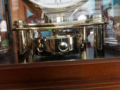 reloj de mesa chimenea howard miller