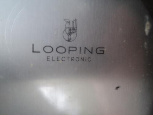 reloj de mesa looping lectronic