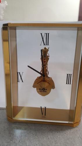 reloj de mesa vintage athena