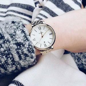 reloj de mujer fossil es3433 100% original en caja