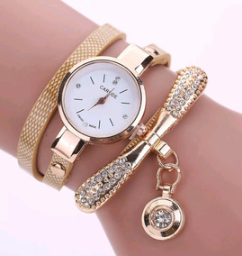 a340d8c8e5d0 Relojes Mujer Ultima Moda Geneva - Joyas y Relojes en Mercado Libre Uruguay