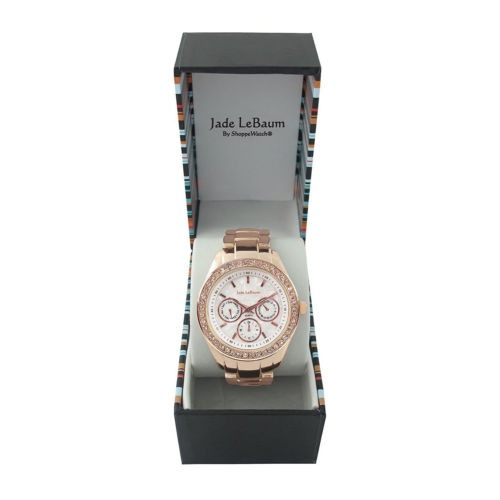 Las Señoras Rosa Novio Mujer Reloj Pulsera De Grueso Oro ED2IHW9