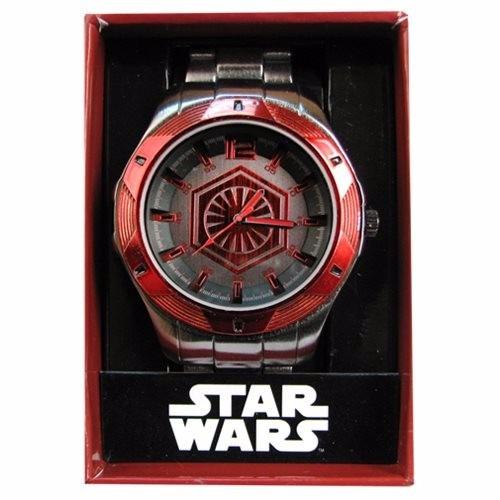 reloj de muñeca accutime edición star wars vii primera orden