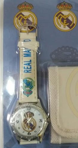 reloj de niño real madrid barcelona carteras