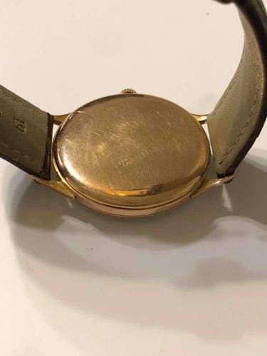 reloj de oro 18 k gerard perregaux