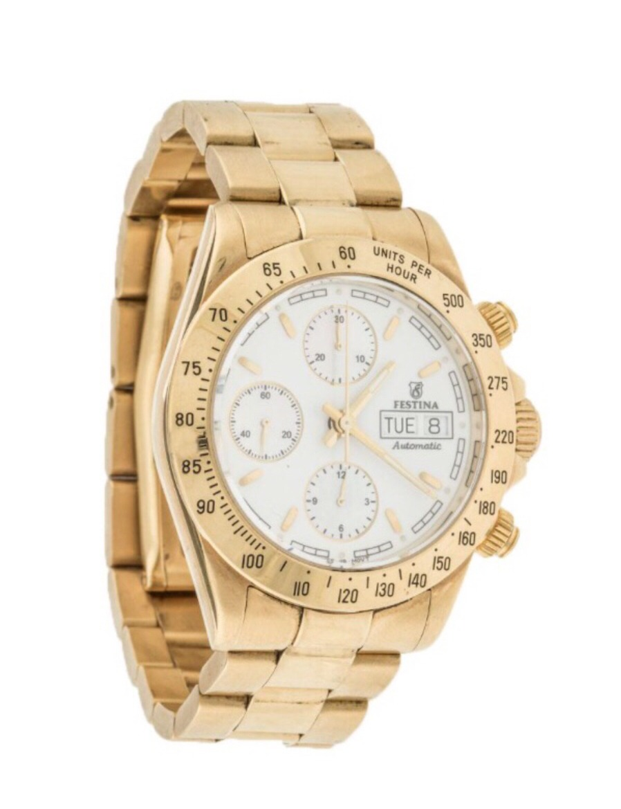 48ee41d23ced reloj de oro festina 18k caballero. Cargando zoom.