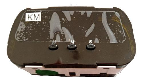 reloj de panel central de aveo original gm
