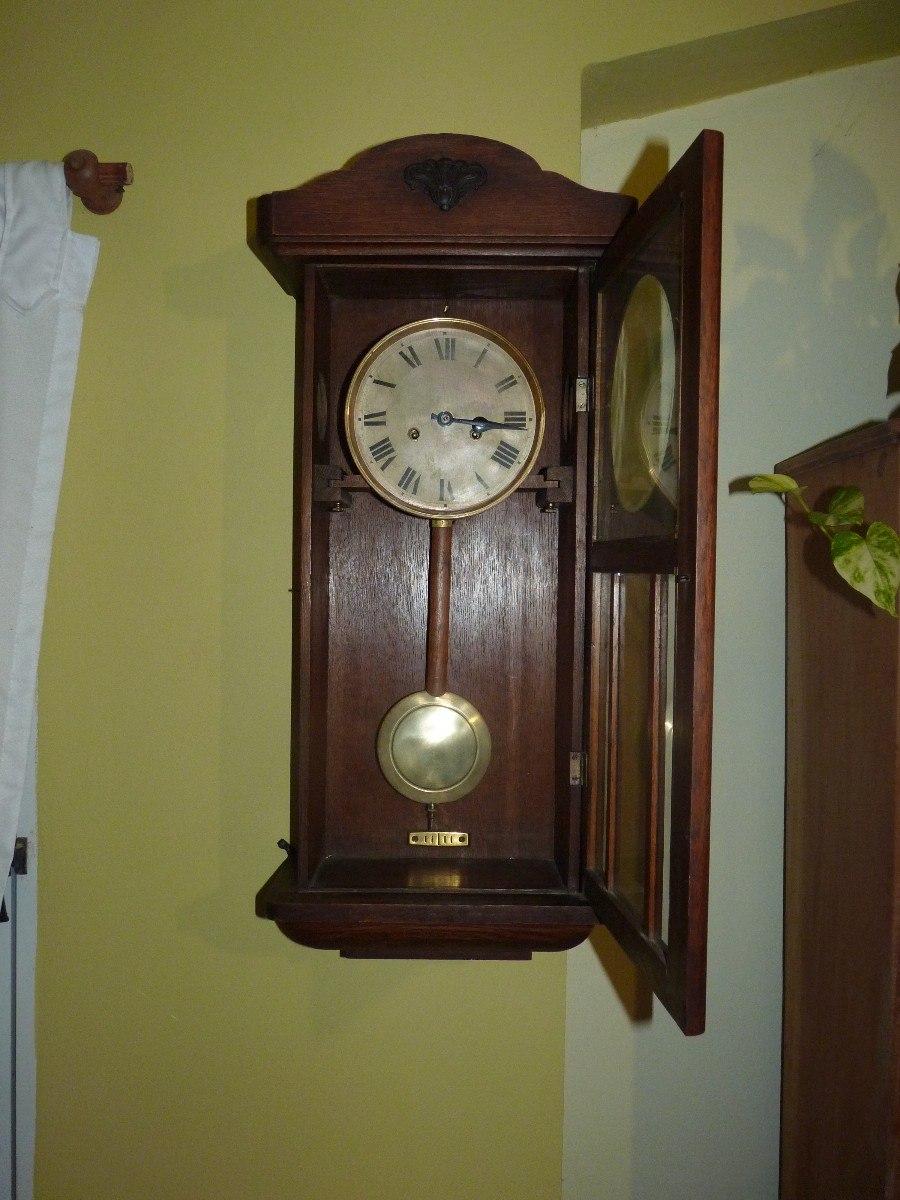 Relojes antiguos de pared alemanes - Relojes de pared ...