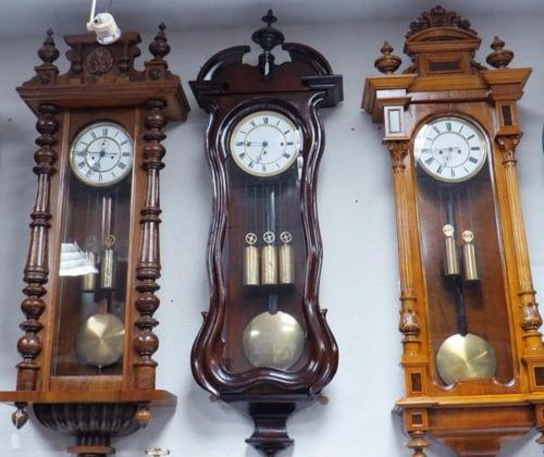 reloj de pared aleman *restauracion y reparacion*