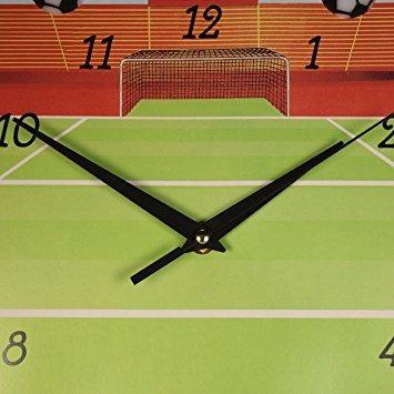 reloj de pared bogo marcas del balón de fútbol (13 pulgada