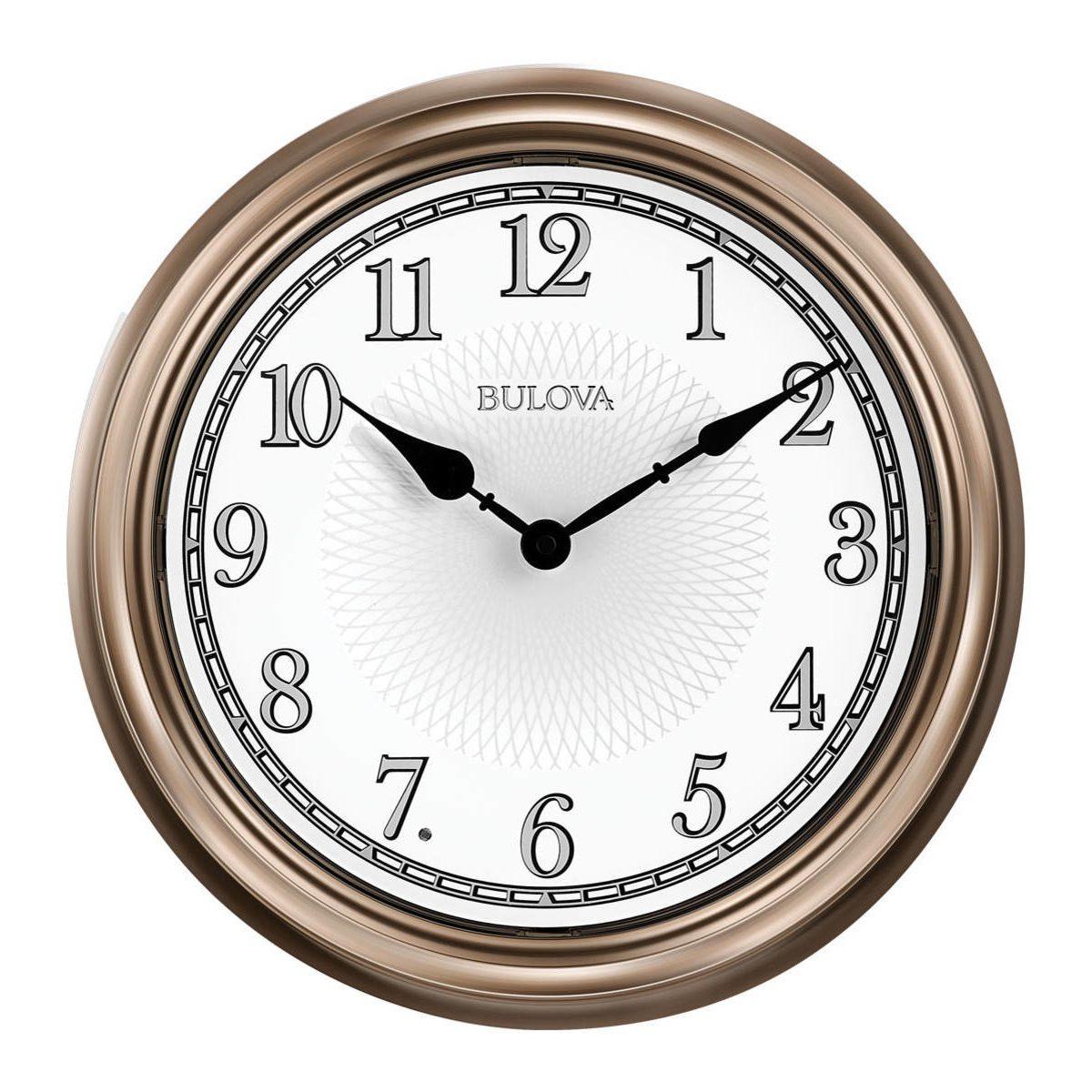 comprar reloj de pared bulova relojes de pared bulova tienda