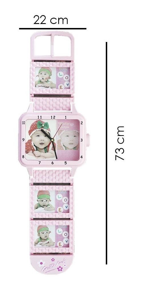 Reloj Figura Pared Gratis Envio Péndulo Mano Con De v0wNnm8