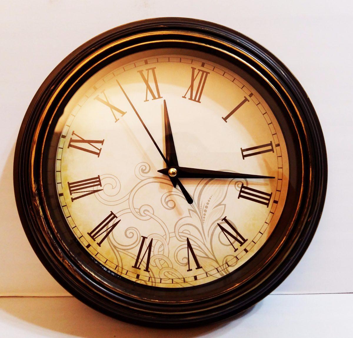 Relojes grandes pared real venta caliente cuadrado - Reloj de pared vintage ...