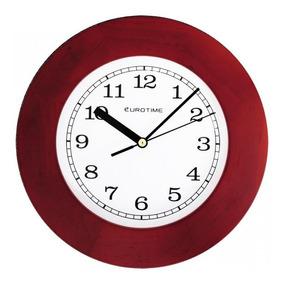 f4da19dc5 Reloj Pared Madera - Relojes de Pared en Mercado Libre Argentina
