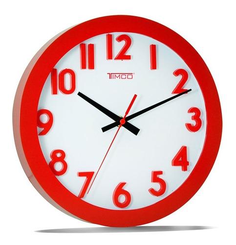 reloj de pared grande 30.5 cm rg-ro