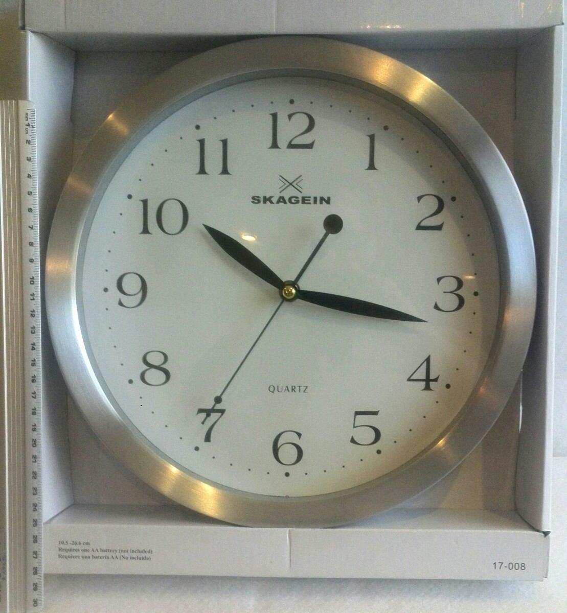 Relojes de pared grandes escepcional reloj de pared - Relojes grandes de pared ...
