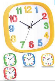 9b122e71896a Reloj De Pared Infantil - Relojes de Pared en Mercado Libre Argentina