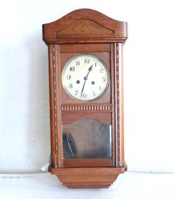 07f138139298 Reloj De Pared De Madera Pendulo en Mercado Libre Argentina