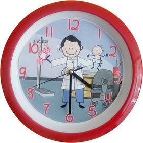 Reloj De Pared Médico Pediatra