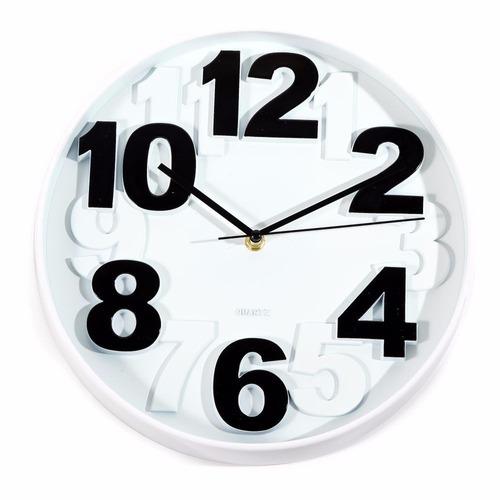 reloj de pared minimalista 30 cm - hay de todo!