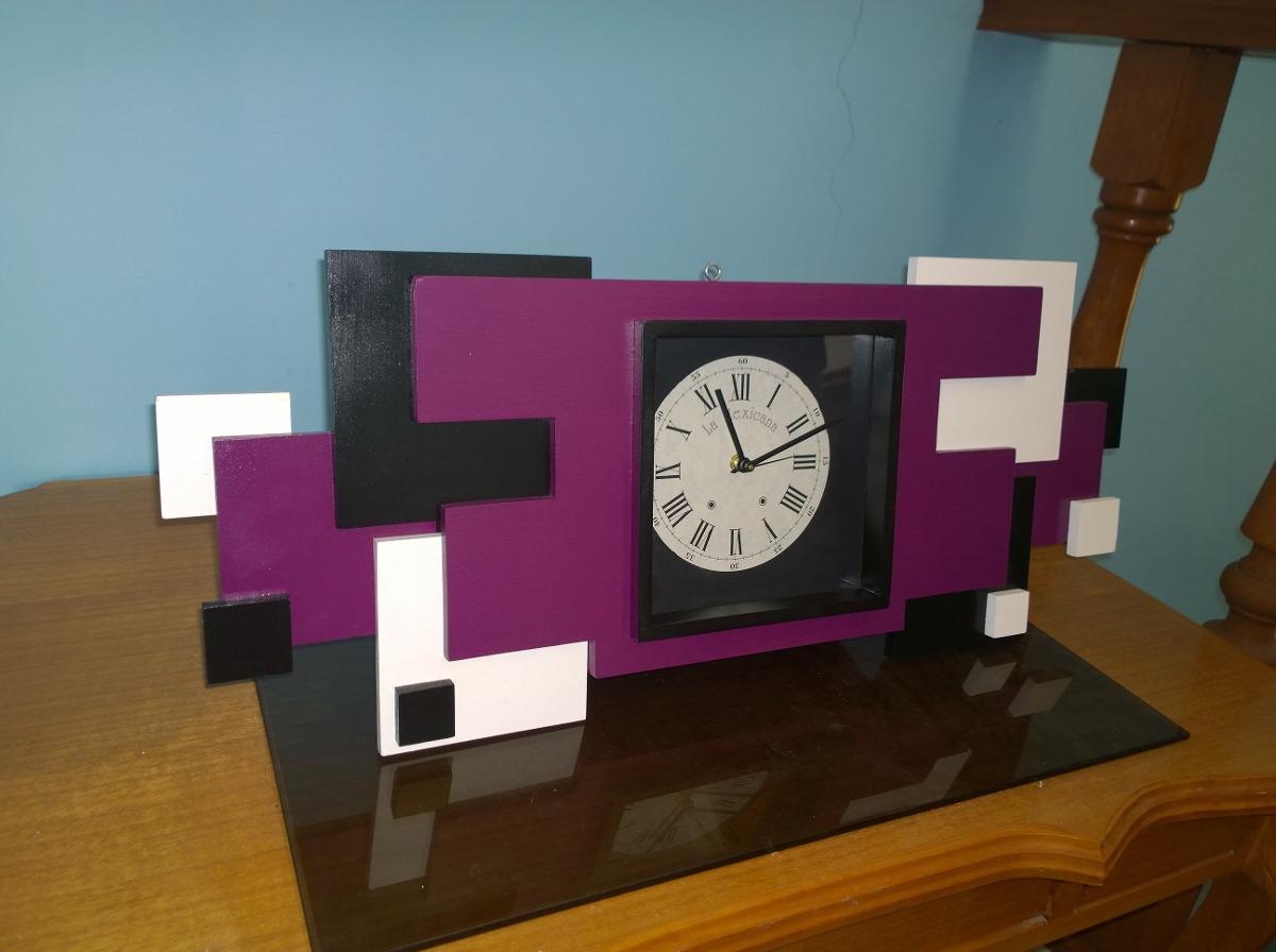 Reloj de pared minimalista en mercado libre - Reloj para pared ...