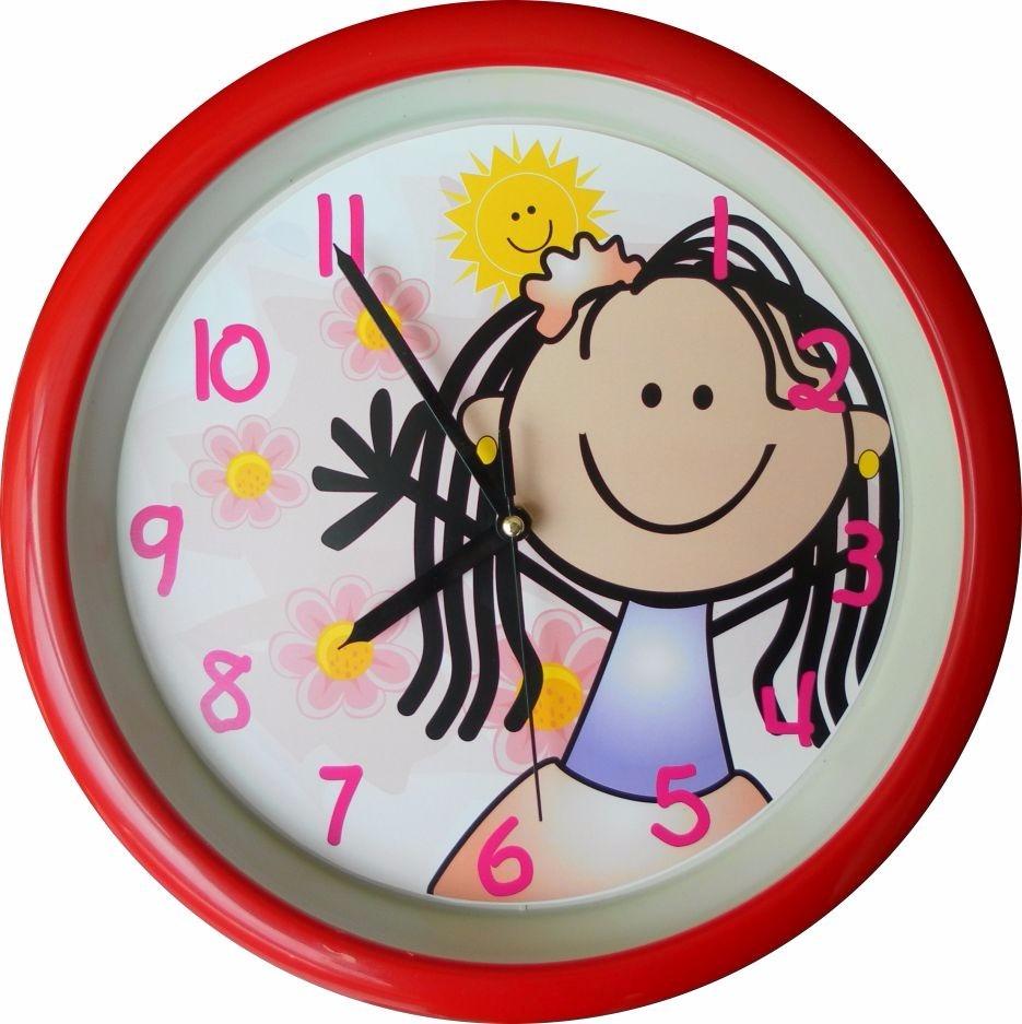 Reloj de pared para ni a en mercado libre - Relojes para decorar paredes ...