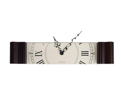 reloj de pared pedazo de abuelo kikkerland nuevo clásico