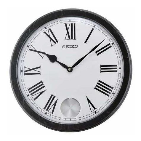 reloj de pared seiko con péndulo qxc233k | envío gratis