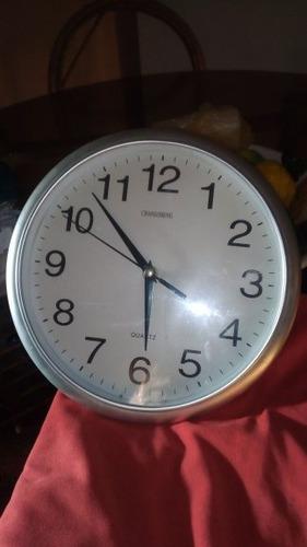 reloj de pared + tapete de mesa