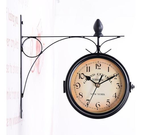 reloj de pared tipo europeo estilo antiguedad. (compare ya)