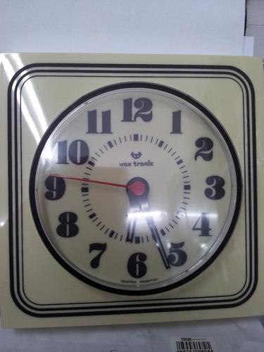 reloj de pared vox tronic