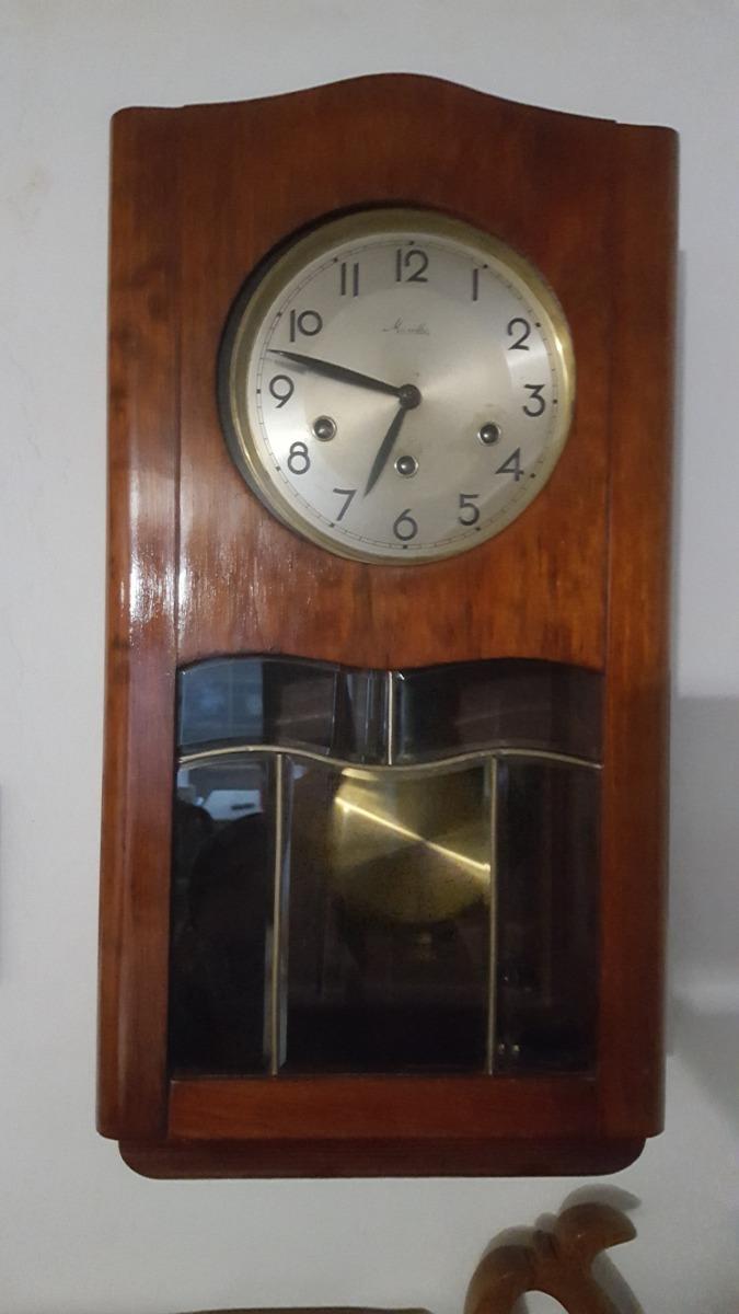 000 Cuerdas11 Reloj Pendulo Mauthe 3 Marca De 00 CxhBsQdtr