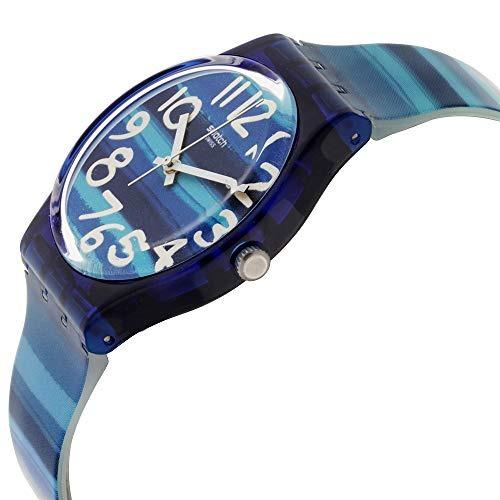 Unisex Swatch Reloj Plástico Azul Mercado Libre 161 93 De Gn2372 En 0mN8nwv