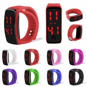 5fd626e009f4 Lote Mayoreo 20 Pz Reloj Touch Led Digital Deportivo Colores. 12. 427  vendidos - Querétaro · 10 Relojes De Pulcera De Moda Candy Touch Digital Led  Sport