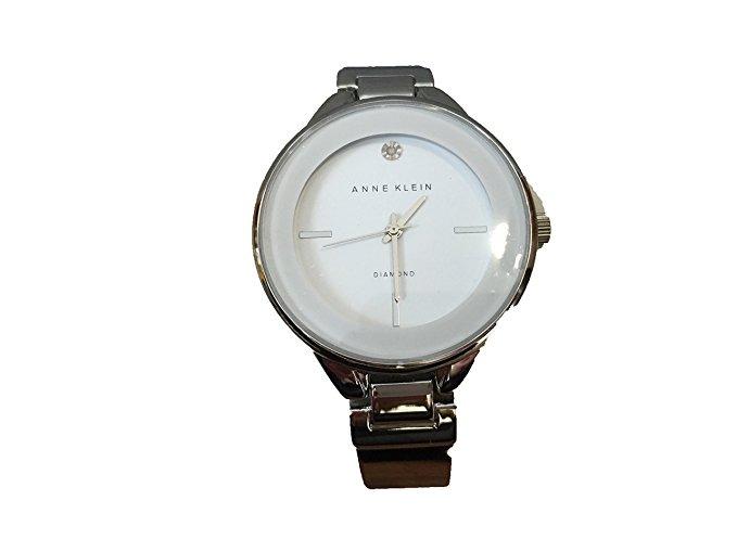 c06b4c47ff3a Reloj De Pulsera Anne Klein Para Mujer Detalles De Diamantes -   236.900 en  Mercado Libre