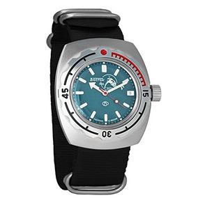 e0dcbde0c77b Vendo Reloj Automatico Marca Vostok - Relojes Pulsera en Mercado ...