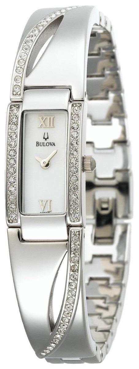 mejor selección recoger mejores zapatos Reloj De Pulsera Bulova Para Mujer 96t63 Pm0