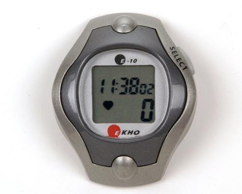 reloj de pulsera con indicador optoelectronico ekho e-10