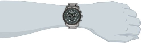 reloj de pulsera de acero inoxidable as8097gn swiss quartz c