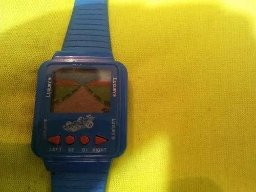 reloj de pulsera luxury de juego