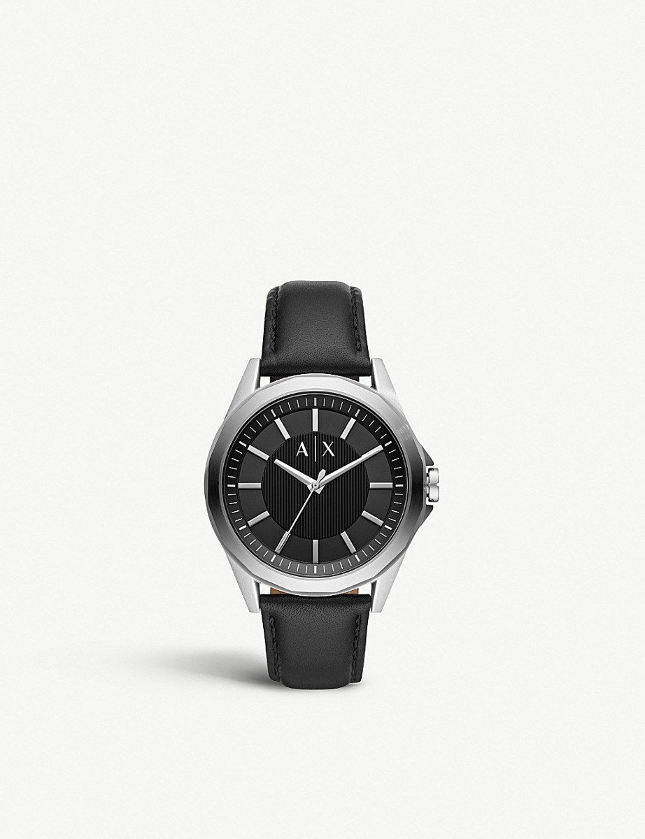 14816fa1373e reloj de pulsera para hombre armani exchange ax2621 - negro. Cargando zoom.