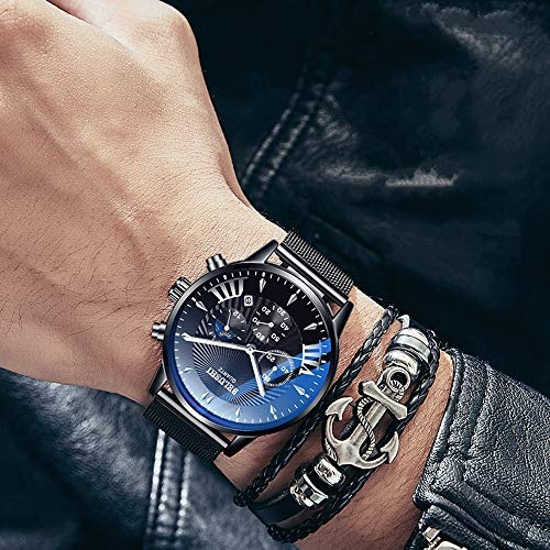 reloj de pulsera para hombre deportivo de moda analogico de