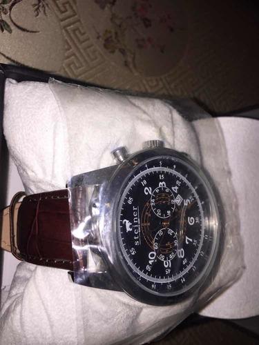 reloj de pulsera para hombre marca steiner