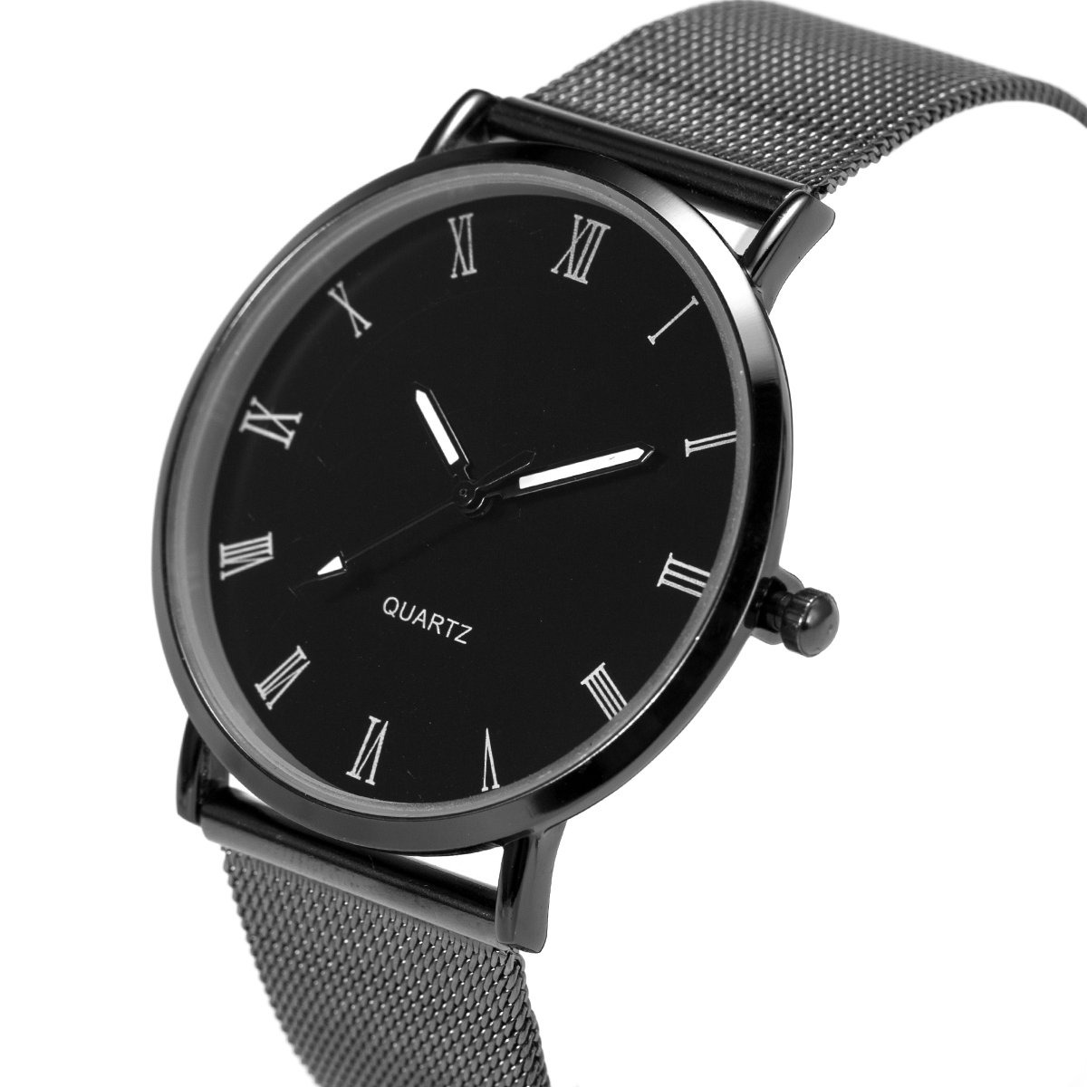 diseñador de moda fc6cd a3785 Reloj De Pulsera Para Hombre Minimalista Ultra Fino De Ma