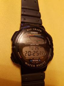 Bh Bio Reloj 100w Casio Vintag Pulsera De Graph jpVULSMqzG