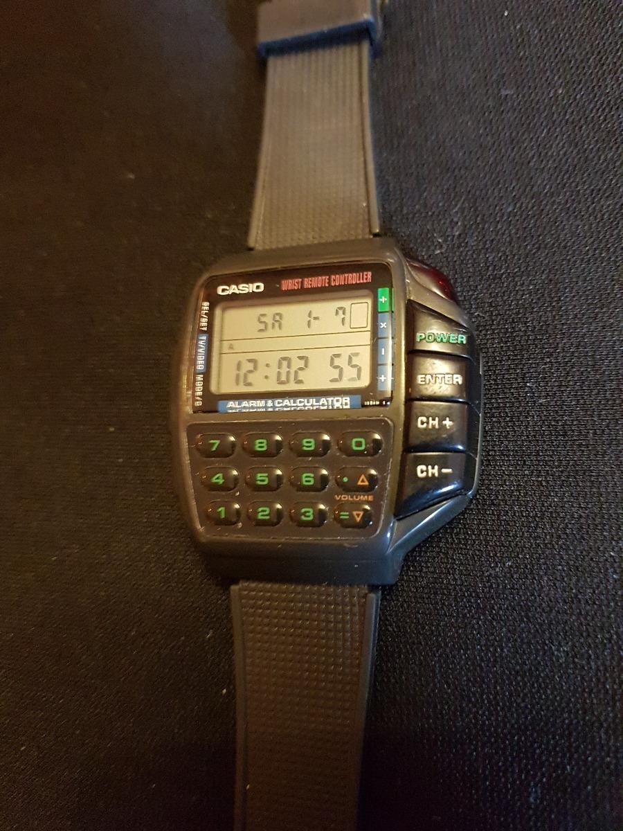9997f4598081 reloj de pulsera vintage casio cmd-20b tv... Cargando zoom.