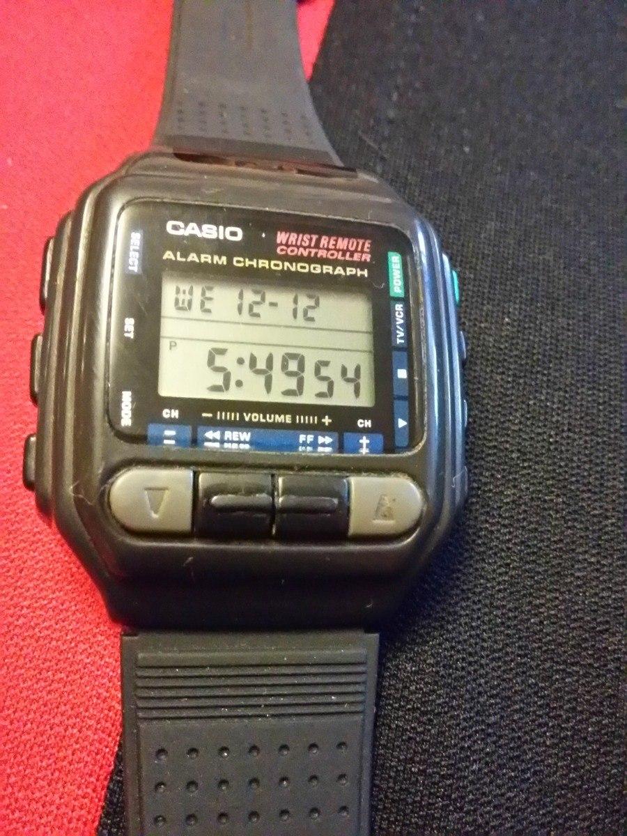 094949189d97 reloj de pulsera vintage casio cmd-30b tv. Cargando zoom.